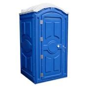 Туалетная кабинка Эконом фото