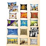 Фотопечать на подушках фото