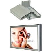 Алюминиевый профиль для короба фото