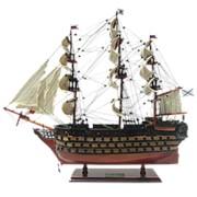 Модель парусника 12 Апостолов, Россия фото