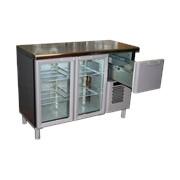 Холодильный стол BAR-250С Carboma фото