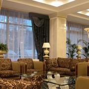 Дизайн-проект интерьера гостиницы фото