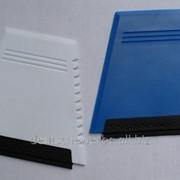 Промо сувенир Ice Scraper White Blue фото