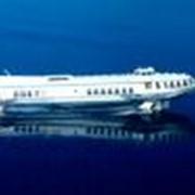 Суда речные пассажирские на подводных крыльях. фото