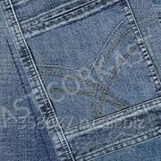 Клеевой пробковый пол Corkstyle, Children, Jeans 915х305х6мм уп.3,36 м2 фото