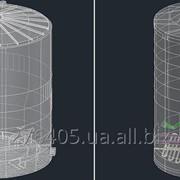 Точная градуировка резервуаров и трубопроводов методом 3D лазерного сканирования фото