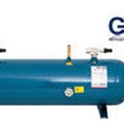 Горизонтальный жидкостной ресивер GVN HLR-9A-F/F-40x1 фото