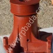 Насос водяной на двигатель WD10G Shantui SD16. фото