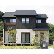 Японские фасадные панели AT-WALL с керамическим покрытием фото