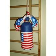 Комплект детский - Боксерская груша и перчатки фото