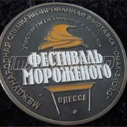 Изготовление медалей с Вашим лого под заказ в Киеве фото