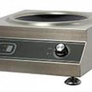 Индукционная плита Hurakan HKN-ICW50D WOK фото