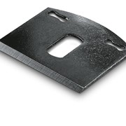 Нож сменный одинарный для стругов 55мм (для 12-151, 152) STANLEY 1-12-350 фото
