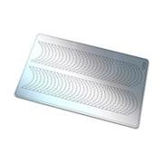Freedecor, Металлизированные наклейки №120, серебро фото
