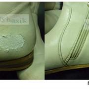 Услуги по ремонту, реставрации и покраске кожи: одежды, обуви, сумок фото