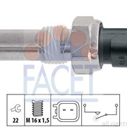Выключатель стоп-сигнала (жабка) Ford C-MaxFie, sta, Focus, Fusion, Mondeo - FAE40591 фото