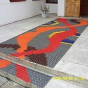 Модульные очистительные грязезащитные покрытия Прималаст 140 фото