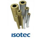 Цилиндры из каменной ваты с фольгой Isotec Shell 60 Х 60 фото