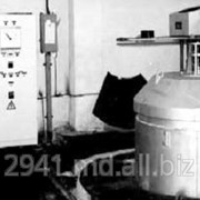Электропечь сопротивления шахтная типа СШО-8.8/7 ( 700 0С ) фото