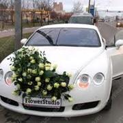 Урашения свадебных машин фото