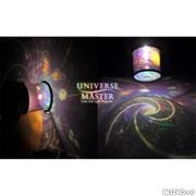 Ночник проектор звездного неба Universe Master с адаптером фото