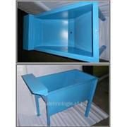Ванна предназначена для проверки камер и шин на герметичность фото