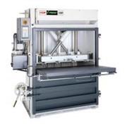 Пресс HSM V-Press 820, благодаря инновационным технологиям объединены все достоинства пакетировочных прессов фото