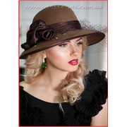Фетровые шляпы Оливия модель A225-3 фото