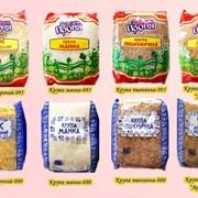 Фасовка сыпучей продукции: круп, соли, муки, сахара фото
