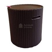 Кофейный столик - сиденье - хранитель льда - Cool Stool (43,7х43,7х44,3 см) фото