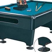 Бильярдный стол для пула ELIMINATOR 8 ф черный фото
