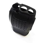 Чехол для рации Baofeng BF-888S силиконовый черный фото