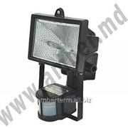 Прожектор сенсорный HL 105 500W R7S 118мм, черный Horoz (140222) фото