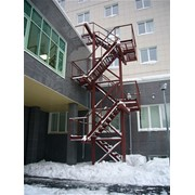 Испытания лестниц фото