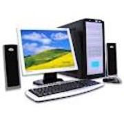 Компьютер P4 3.0/2GB/160/DVD монитор, клавиатура, мышка фото