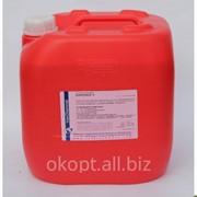 Кислотное моющее средство концентрированное беспенное на основе азотной и фосфорной кислот Компомол К VIR фото