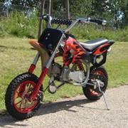 Pocket Dirt Bike - Детский кроссовый мини мотоцикл фото
