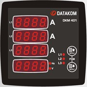 DATAKOM DKM-401 Мультиметр, 96x96мм фото