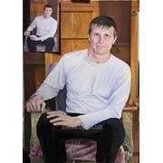 Портрет по фотографии фото