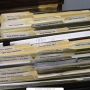 Документы, документация и документирование. фото
