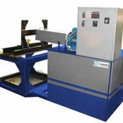 Стенд для обкатки агрегатов путевых машин типа ВПР фото