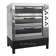Печь пекарская ХПЭ-500 нержавейка фото