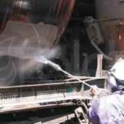 Очистка промышленного оборудования фото