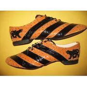 Джазовые ботинки и полуботинки. фото