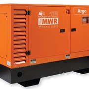 Серия электростанций в шумозащищенном исполнении Argo Main фото