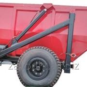 Полуприцеп самосвальный тракторный ZKT-6 фото