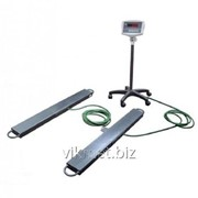 Балочные весы ЕВ4-1000-B, индикатор WI-5R фото