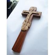 Крест напрестольный №31 фото