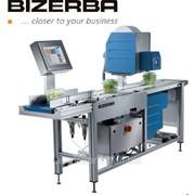Автоматический весовой этикетирвочный комплекс BIZERBA GLM-E фото