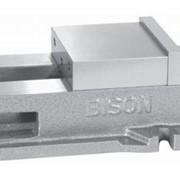 Тиски машинные с усиленным зажимом BISON-BIAL тип 6523 фото